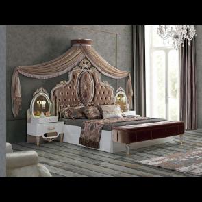 Луксозен спален комплект AZRA