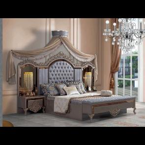 Луксозен спален комплект ZEHRA