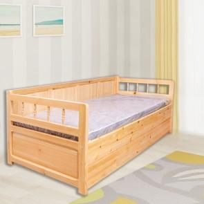 Легло Явор с две чекмеджета