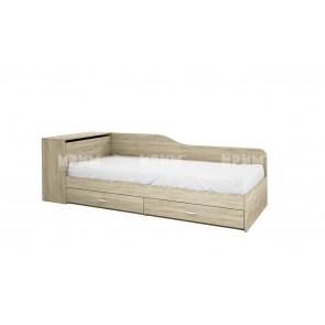 Единично легло CITY 2005 сонома
