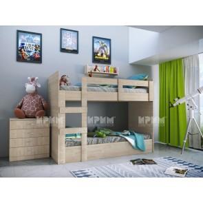 Двуетажно легло CITY 5015