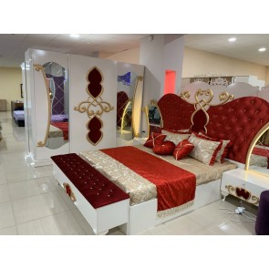 Луксозен спален комплект MEIS