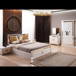 Луксозен спален комплект ELVI