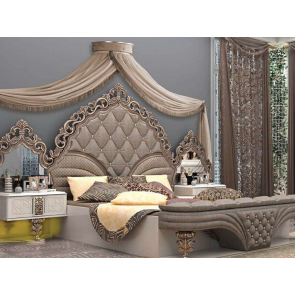 Луксозен спален комплект MALIA